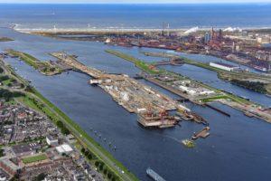 Ideeën gezocht voor toekomst Noordersluis IJmuiden