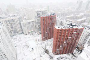 Appartementencomplex in Moskou – Team Paul de Vroom + Sputnik