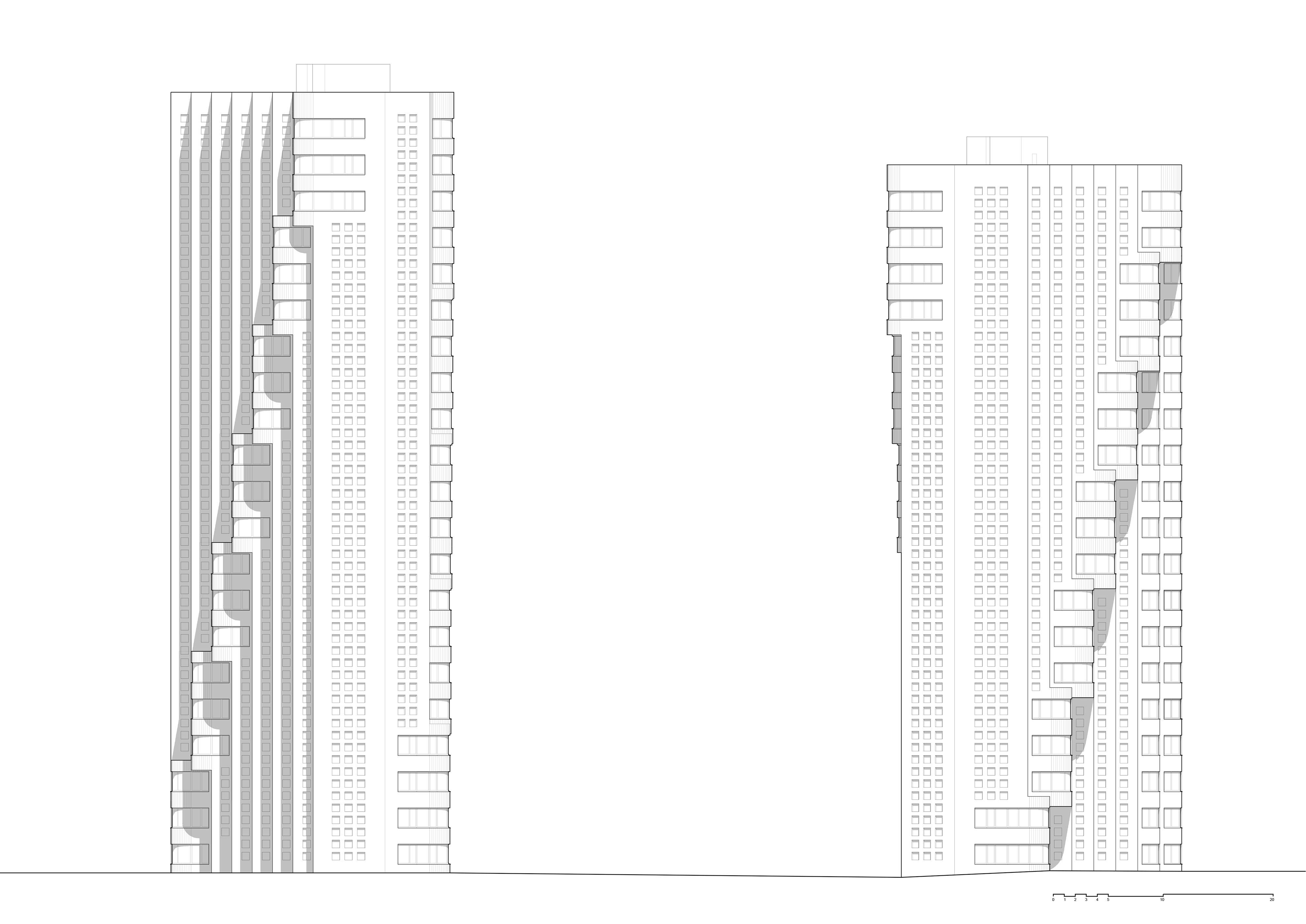 <p>Appartementencomplex in Moskou – Team Paul de Vroom + Sputnik</p>