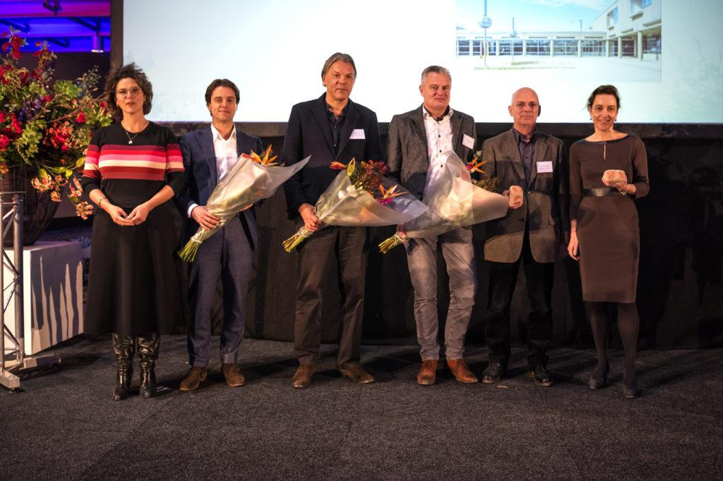 Winnaar Zuiderkerkprijs 2018