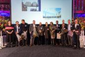 Cruquius Kavel 1.1 en Burgerweeshuis winnaars Zuiderkerkprijs en Geurt Brinkgreve Bokaal 2018