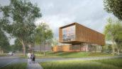 cepezed ontwerpt politiehuisvesting en 112-meldkamer Apeldoorn