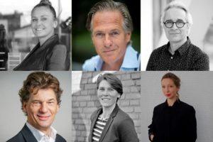 Dit is de jury van de BNA Beste Gebouw van het Jaar 2019