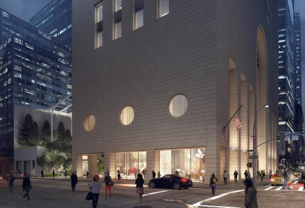 Transformatie AT&T gebouw NY door Snøhetta