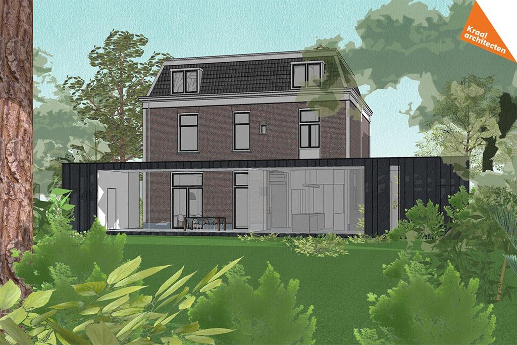<p>Ontwerp: Kraal architecten</p>