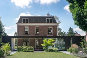 Transformatie van kantoor naar woning in Naarden – Kraal architecten