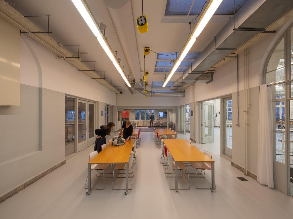 RoboHouse Delft door ArchitectuurMAKEN, beeld Ossip van Duivenbode