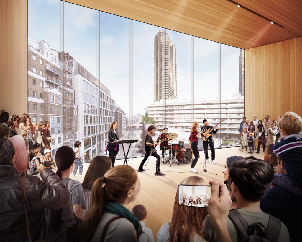 Studio Londen Music Center