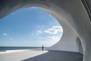 Blog – UCCA Dune Art Museum door OPEN Architecture