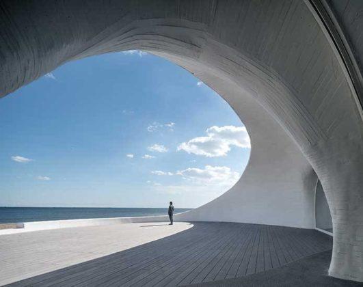 Blog – UCCA Dune Art Museum door OPEN Architecture
