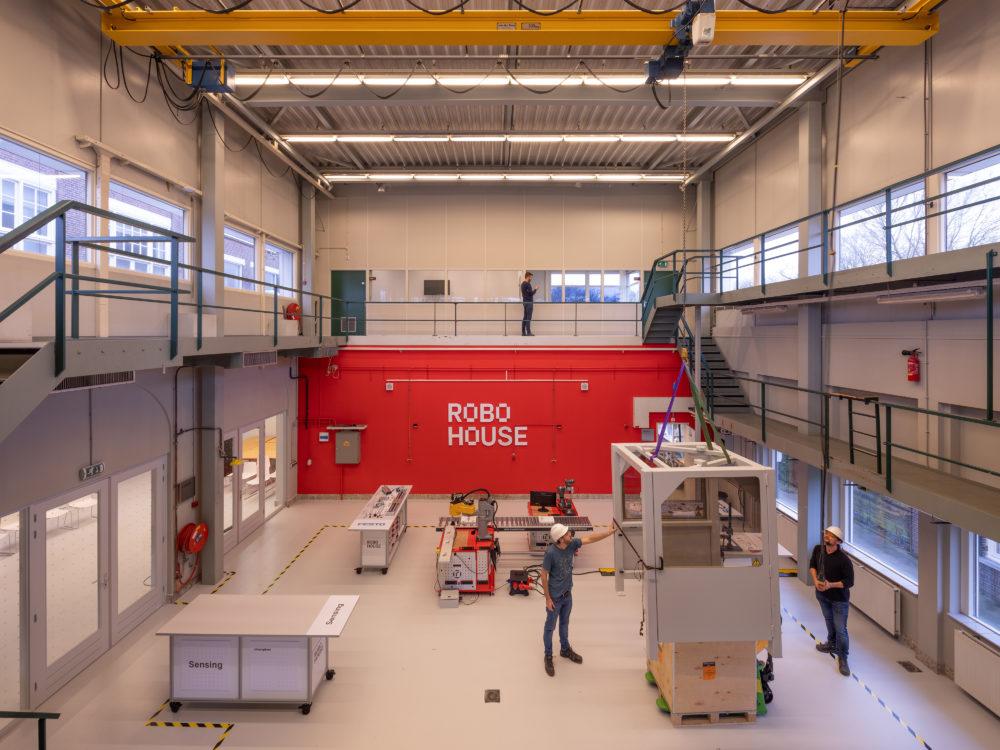 ARC19: RoboHouse Delft – ArchitectuurMAKEN