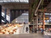 LocHal Tilburg – Civic, Braaksma & Roos Architectenbureau, Inside Outside en Mecanoo