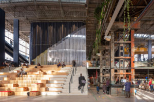 LocHal Tilburg – Civic, Braaksma & Roos Architectenbureau, Inside Outside en Mecanoo