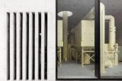 SELECT Serene details voor de crematie: Crematorium Siesegem door KAAN Architecten