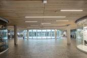 Chirec-ziekenhuis in Brussel door Assar