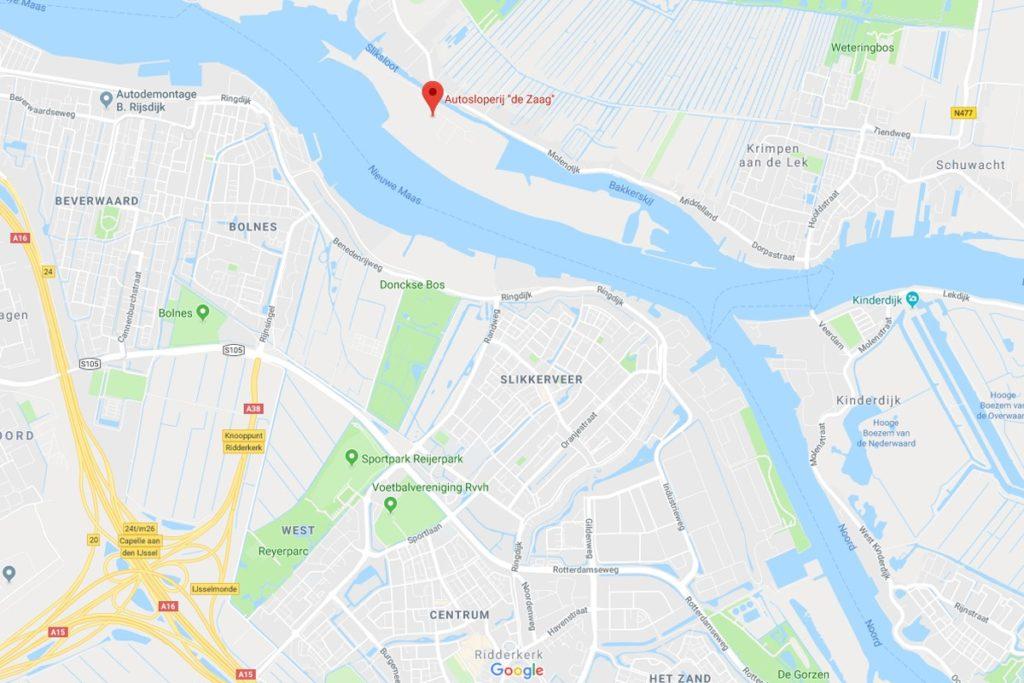 'De Zaag' Rotterdam