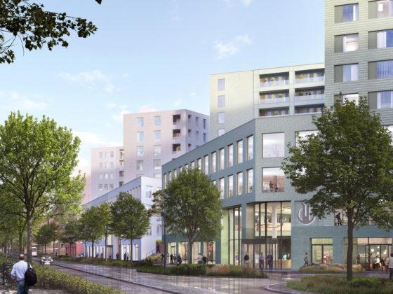 Ontwikkeling 5Tracks Breda stap dichterbij