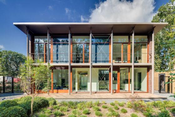 Woonhuis Waalre – Compen Architecten