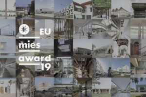 Shortlist EU Mies Award 2019 bekend