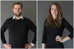 Kraaijvanger benoemt Rinske Wikkerink en Wouter IJssel de Schepper tot nieuwe associate partners