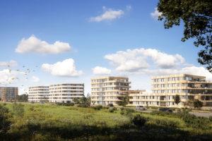 Ontwerpteam Bos & Duin winnen tender woningbouw Hoek van Holland