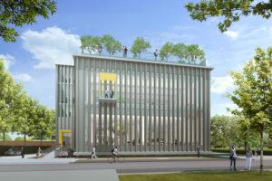 Transformatie voormalig koelhuis Campina in Eindhoven