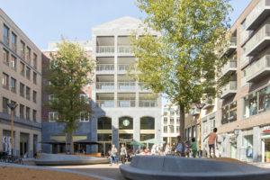Nieuwe stedelijke centra – een foto essay