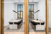 SELECT Flexwerken in het klooster: Provinciehuis De Librije Middelburg door M+R Interior Architecture