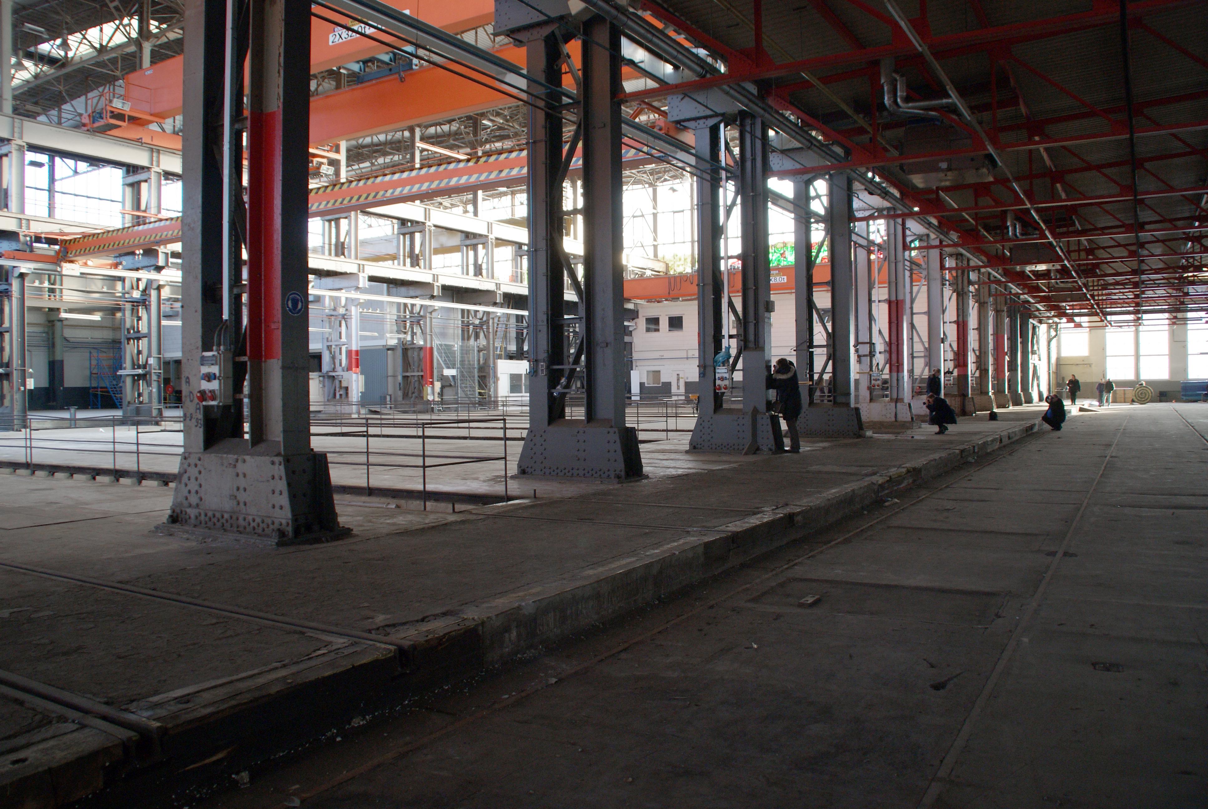 <p>LocHal Tilburg door Civic, Braaksma &#038; Roos, Inside Outside en Mecanoo, beeld Civic Architects</p>