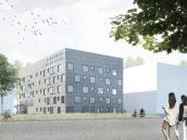 Uitslag ontwerpwedstrijd nieuwe accelerator Wetenschapspark Arenberg (B)