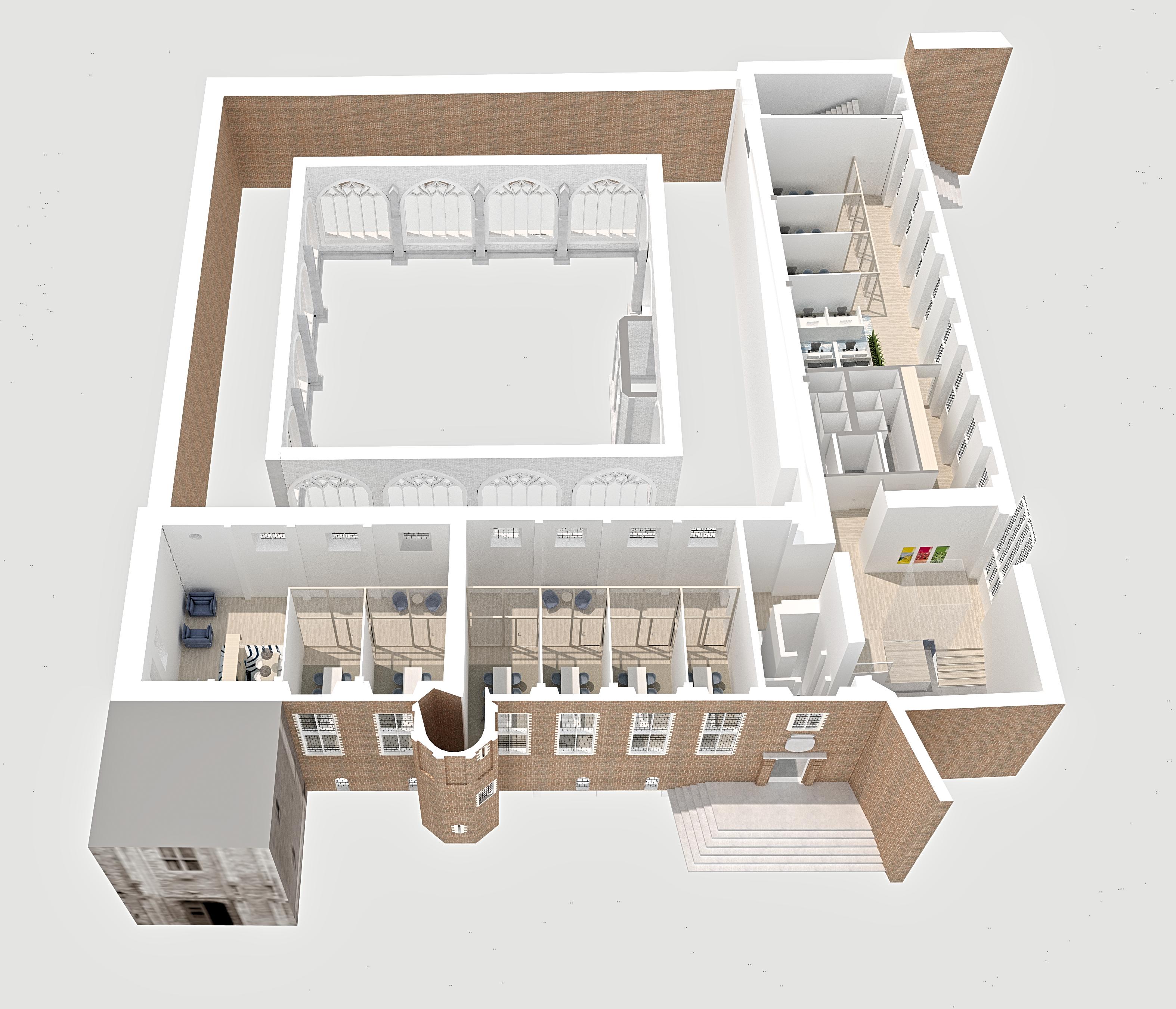 <p>Librije Middelburg &#8211; M+R Interior Architecture &#8211; beeld M+R</p>