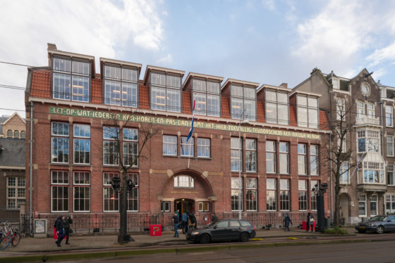 Koninklijk Concertgebouworkest Amsterdam – Team V Architectuur