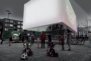 Smart Box wint ontwerpprijsvraag Smart Square