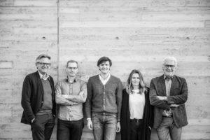 Abscis Architecten wijzigt leidinggevend team