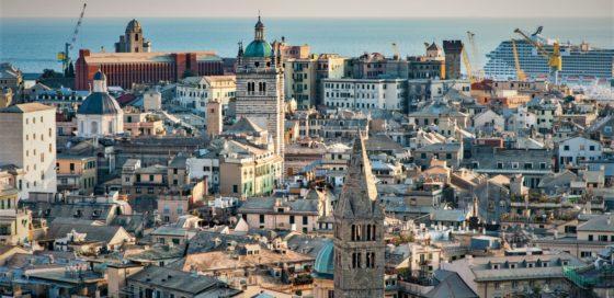 Studentenwoningen gezocht voor Genua