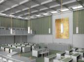 Happel Cornelisse Verhoeven ontwerpt tijdelijke plenaire zaal Eerste Kamer Den Haag