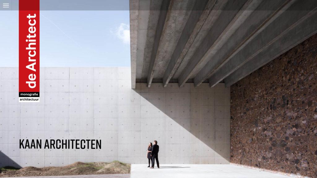 Monografie Architectuur