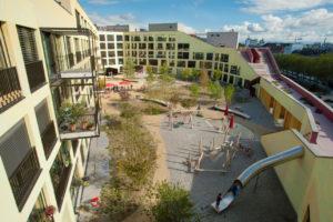 Blog – Gemeenschappelijk wonen: Kalkbreite Zürich door Müller Sigrist Architekten
