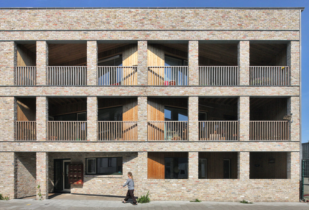Cohousing-De-Schilders door Havanna