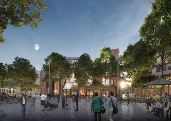 Stedenbouwkundig plan stationsgebied Hilversum goedgekeurd