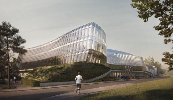 Olympic House in Lausanne opent in juni aanstaande