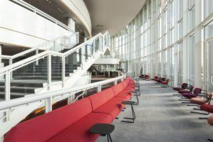 Vernieuwde foyer voor Nationale Opera & Ballet