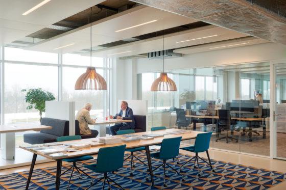 Hoofdkantoor Croonwolter&dros Rotterdam – ZENBER Architecten