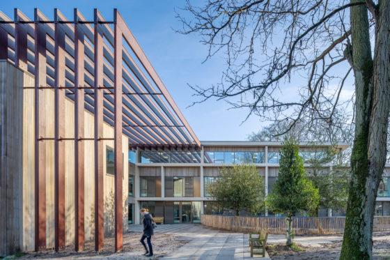 Mytylschool De Trappenberg Hilversum – MAS architectuur