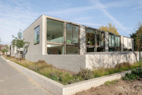16 Laagbouwwoningen Arnhem – Atelier Kempe Thill