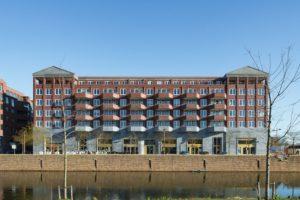 Kijk, zo woon en werk je in Leidsche Rijn Centrum – drie gebouwen van Kollhoff & Pols