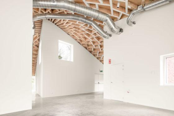ARC19: Paviljoen Frans Masereel Centrum Kasterlee – LIST en  Hideyuki Nakayama Architecture