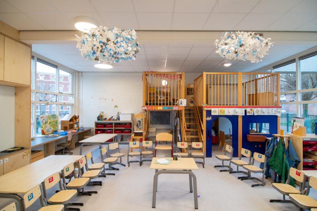 OBS De Schal Rotterdam Beeld: Kraaijvanger Architects