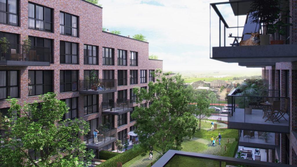 NOAHH Den Bosch Appartementencomplex