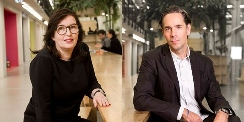 Nathalie de Vries en Jacob van Rijs benoemd tot 'Honorary Fellows' van het AIA